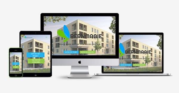 Vastgoedproject Bernmaaie – Sint-Amandsberg
