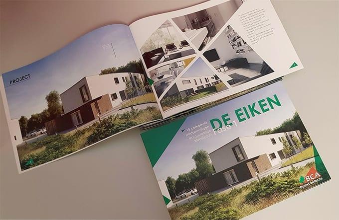 Mark-up-brochure-nieuwbouwproject-eeklo