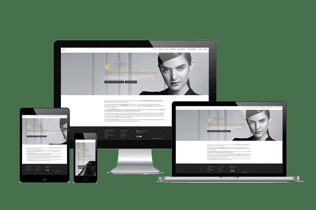 Website Cura