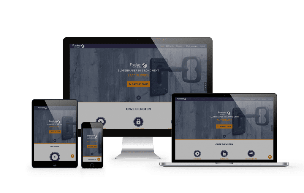 mark-up webdesign slotenmaker