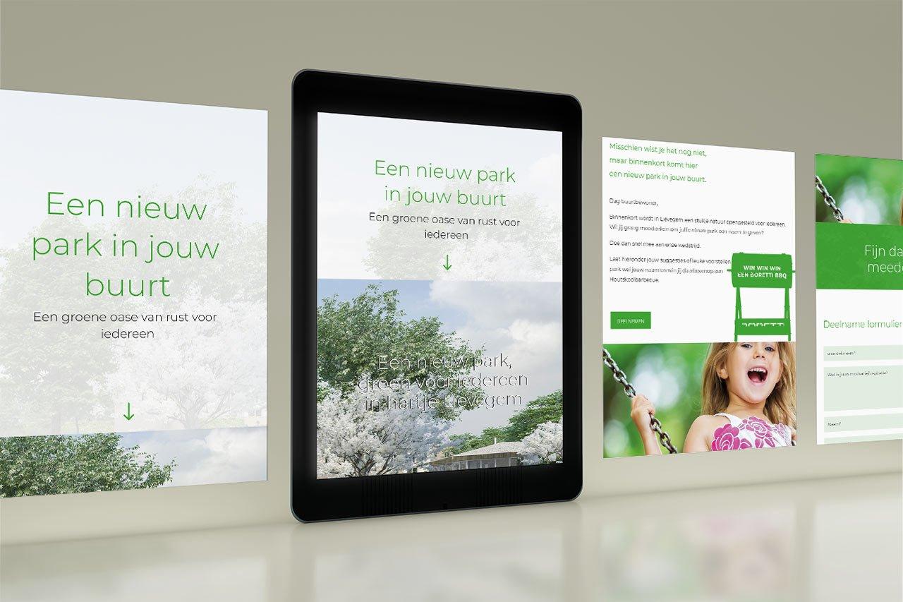 mark-up-gent-webdesign-landingspagina-wedstrijd
